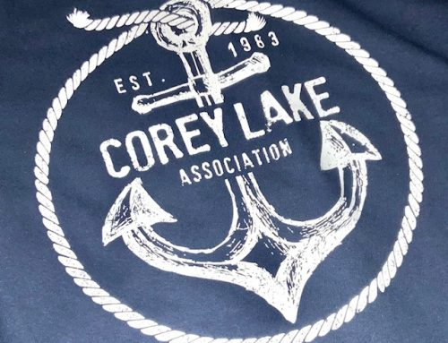 Corey Lake Association T-Shirts